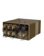 Wytrzymałe, militarne wojskowe media konwertery, switche, zasilacze bezprzerwowe - urządzenia światłowodowe