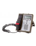 Wytrzymałe wojskowe telefony militarne IP i analogowe - Optokon