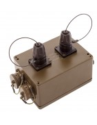 Wzmocnione konwertery światłowodowe, optyczne - Optokon